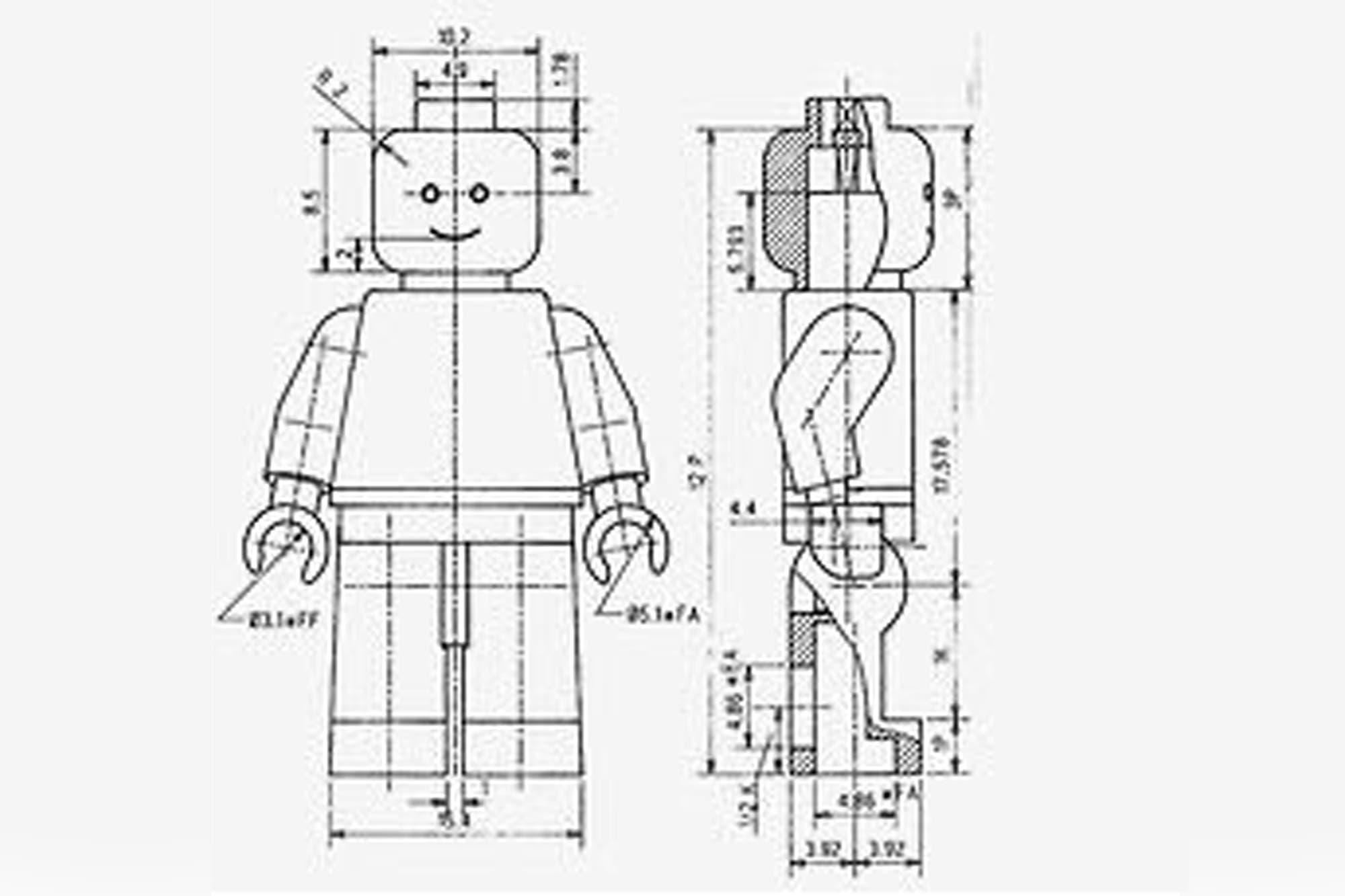 Murió el creador de los muñequitos de Lego