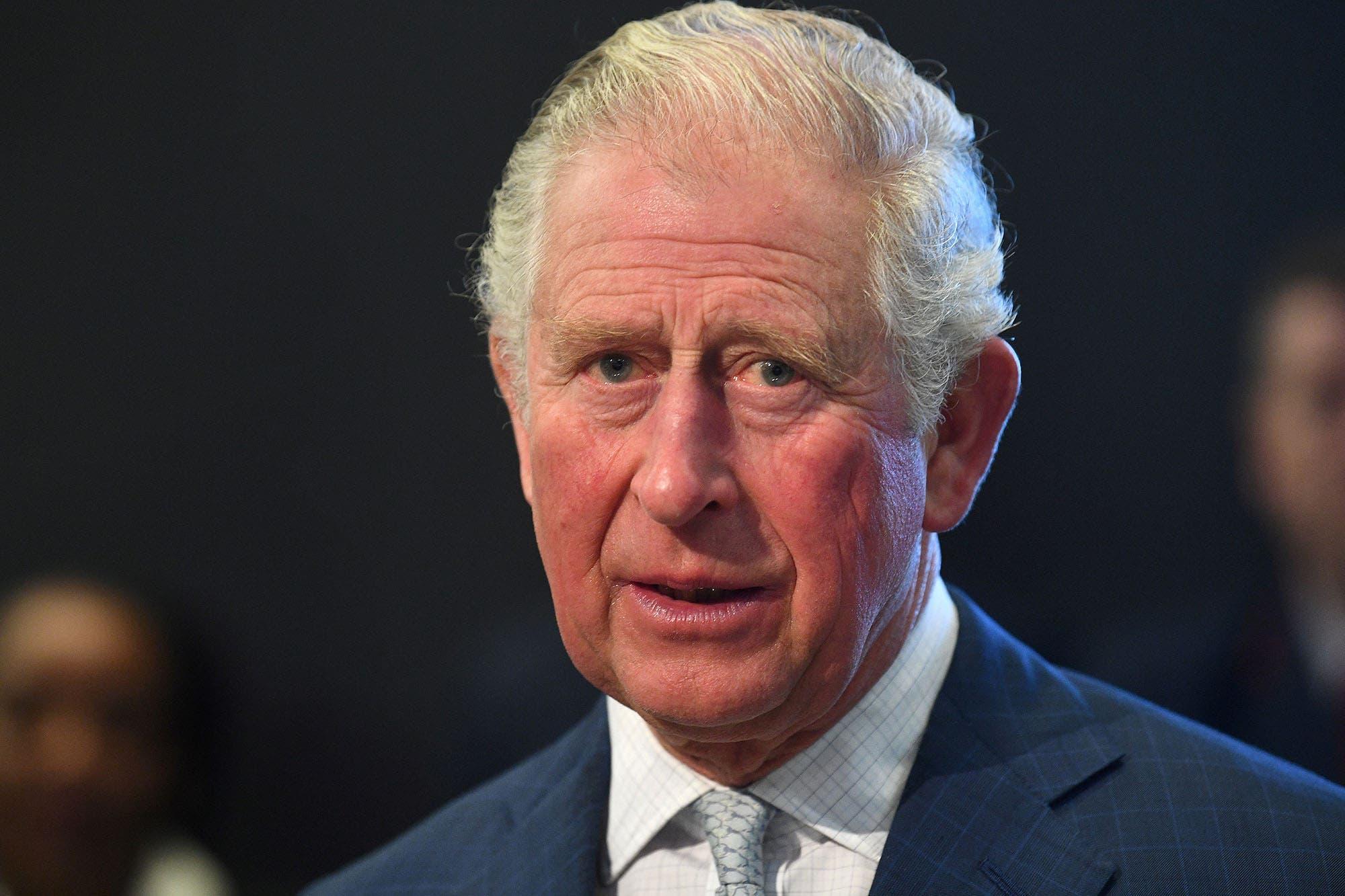 Coronavirus: el príncipe Carlos, heredero al trono del Reino Unido, dio positivo en el test