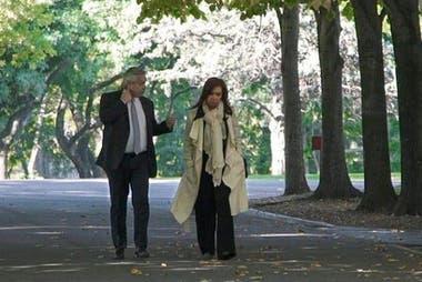 El encuentro se dio luego de la polémica por la salida de presos, el reemplazo de Alejandro Vanoli con Fernanda Raverta en la Anses y la negociación de la deuda
