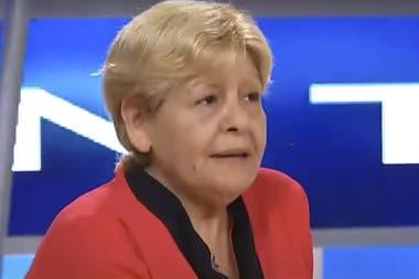 Kity Maradona, una de las hermanas del Diez