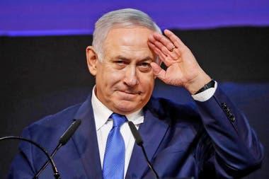 El acuerdo le da un respiro al presidente israelí Benjamín Netanyahu, acosado por problemas internos