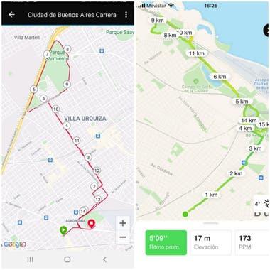 Los corredores de los 15k de I Love Runn fueron controlados por la aplicación ViRace