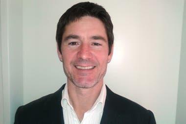 El consultor Sebastián Olivero