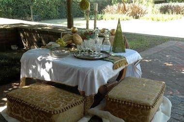 Jardines, patios y terrazas, los espacios recomendados para celebrar en encuentros controlados