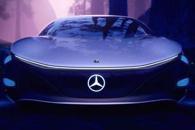 Tiene un motor eléctrico por cada rueda con más de 350 kW de potencia