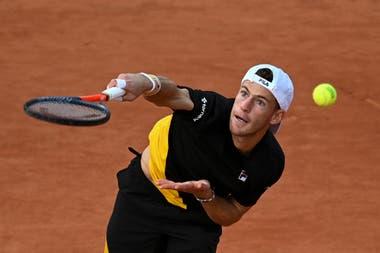 Diego Schwartzman disputará los cuartos de final de Roland Garros este martes; se enfrentará con su amigo, el austríaco Dominic Thiem, tercer favorito en París.