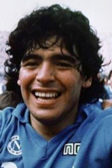 Una gloriosa etapa en Nápoli, cuando ganó el scudetto en 1987
