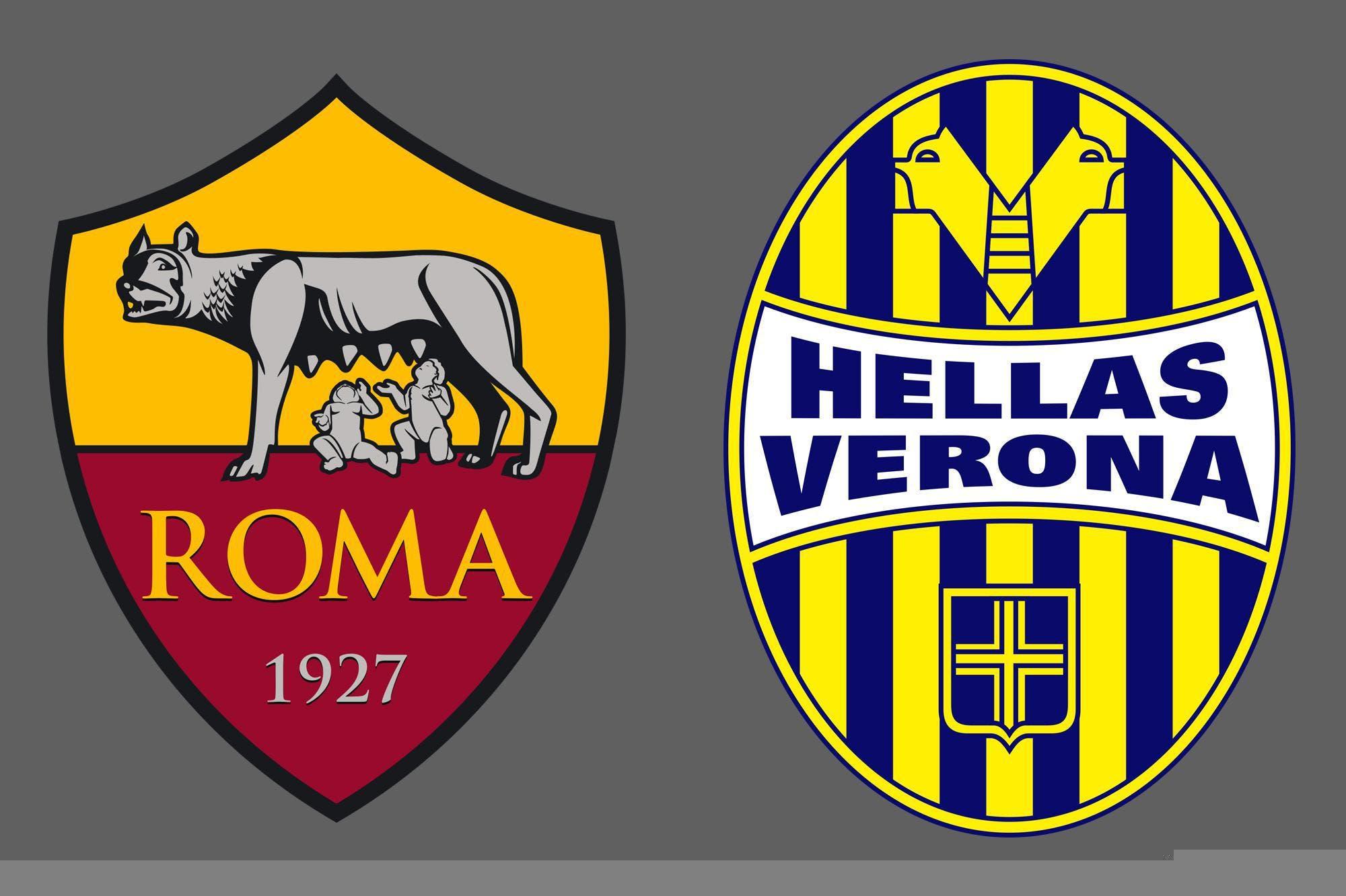 Serie A de Italia: Roma venció por 3-1 a Verona como local