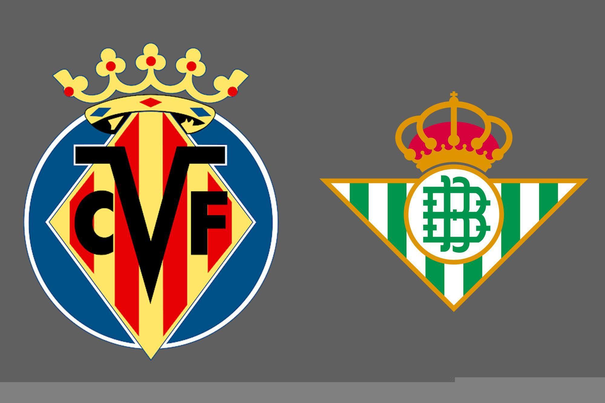 Liga de España: Betis venció por 2-1 a Villarreal como visitante
