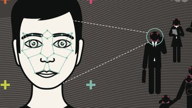 Tecnologías avanzadas como el reconocimiento facial pueden ser clave a la hora de encontrar a los menores.