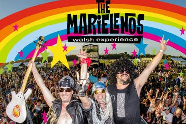 The Marielenos Walsh Experience