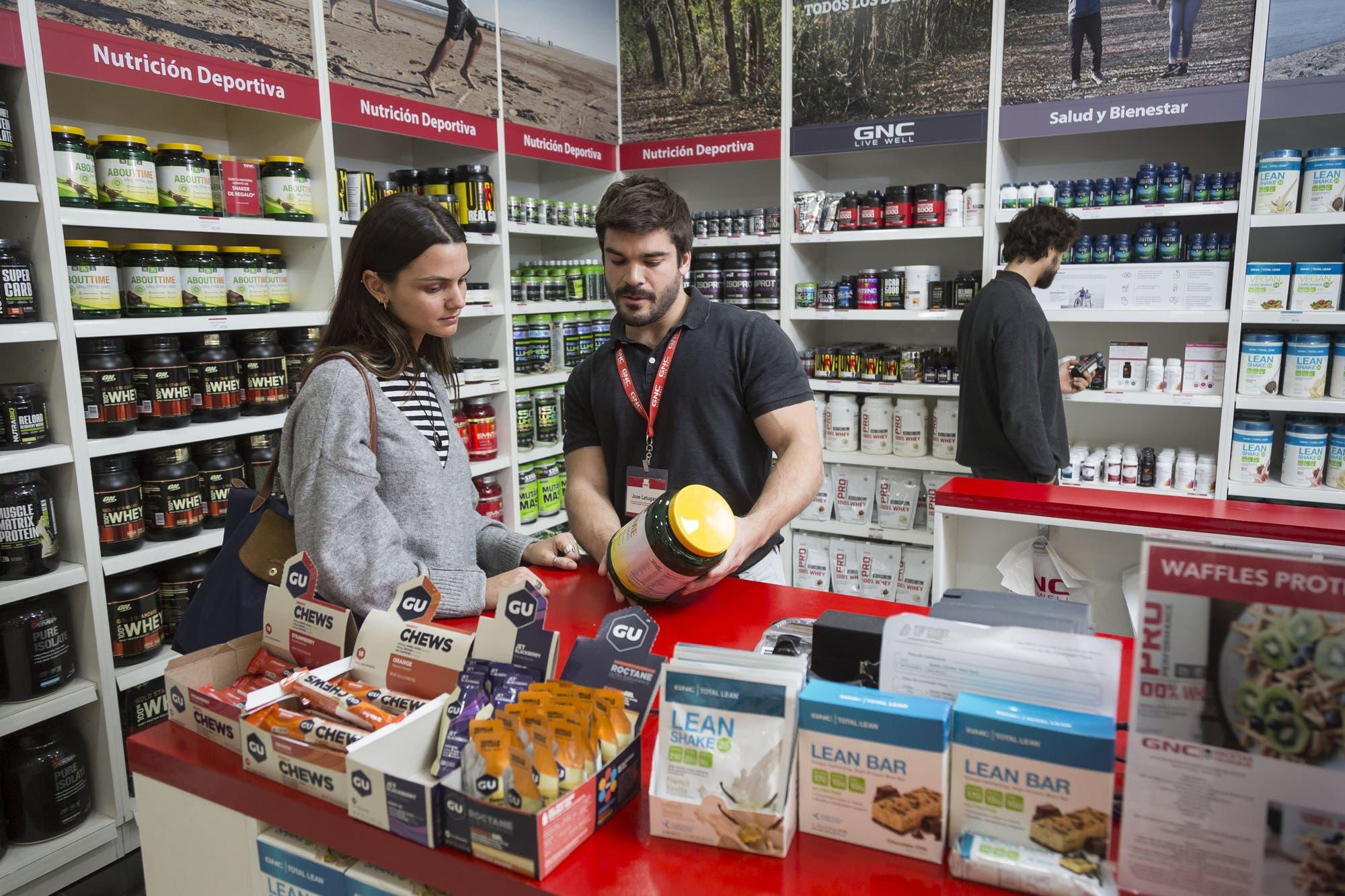 suplementos deportivos para mujeres en uruguay