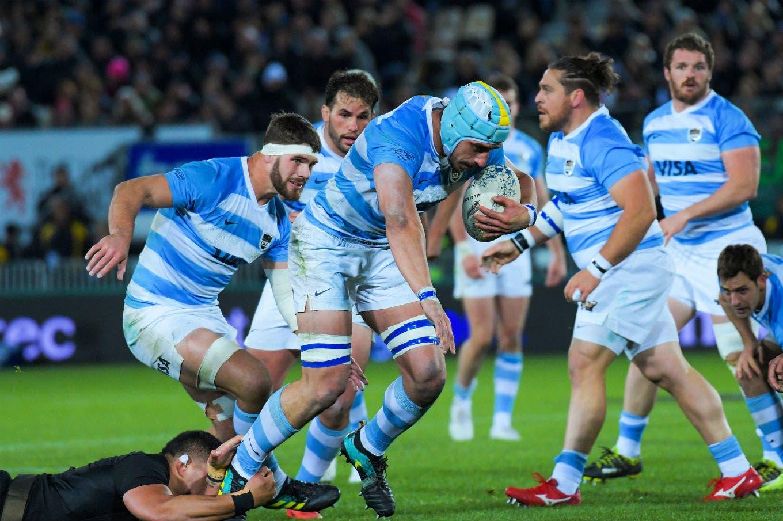 Rugby Championship: los Pumas lejos de la perfección, lejos de los All Blacks