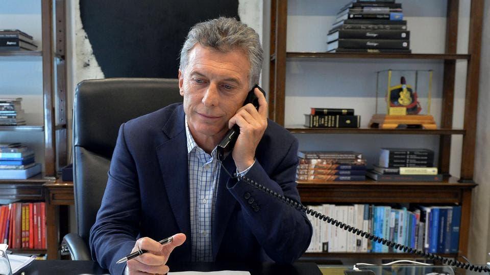 """Macri felicitó a Bolsonaro y le pidió """"trabajar por el bienestar"""" mutuo"""