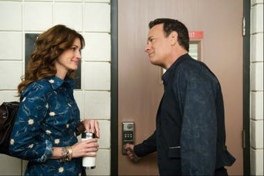 En Larry Crowne, junto a Tom Hanks