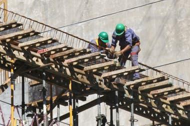 Los empleadores del sector de la construcción son los que reflejan las perspectivas de contratación más débiles.