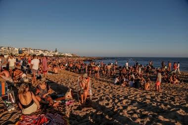 Uruguay mantiene sus fronteras cerradas a los extranjeros;  Solo pueden ingresar aquellos con residencia