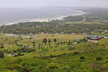 La propiedad tiene una superficie de 90 hectáreas