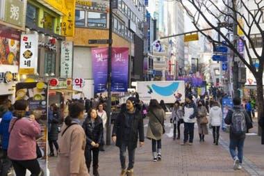 La brecha salarial en Corea del Sur es del 34,6%