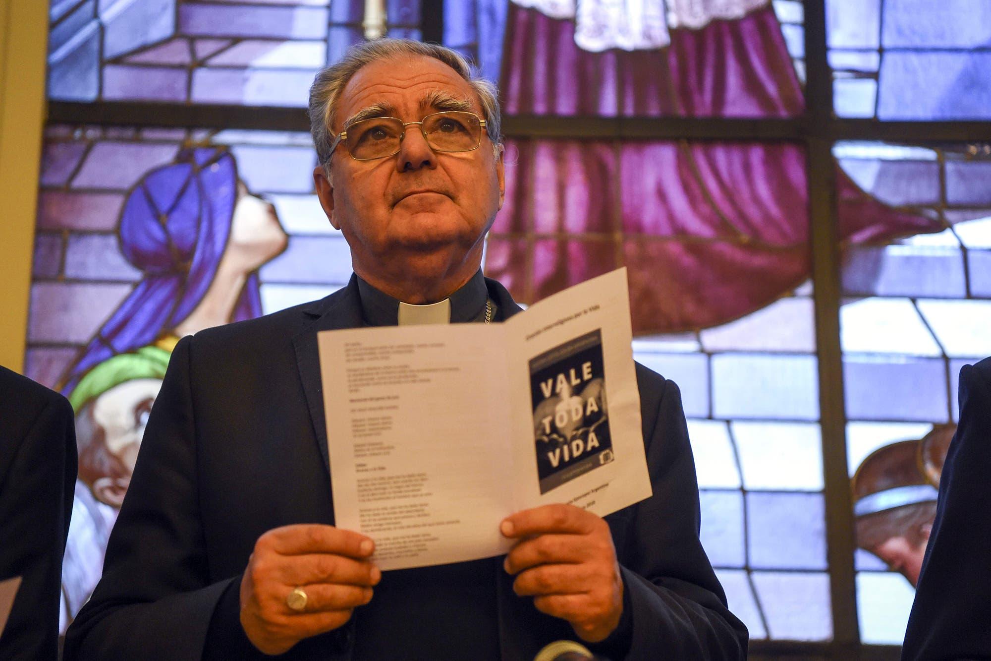 """Ojea llamó a """"dar un corte radical"""" al problema de los abusos sexuales en la Iglesia"""