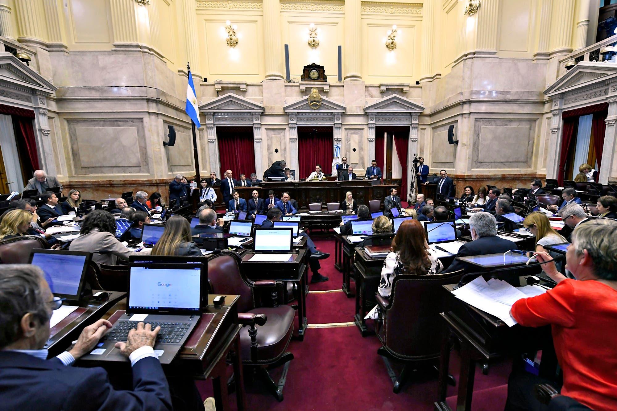 El Senado sancionará la emergencia alimentaria el próximo miércoles