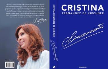 El libro de Cristina Kirchner salió a la venta el viernes