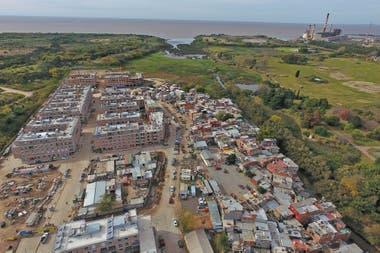 La urbanizacin est en una de las zonas ms caras de Buenos Aires