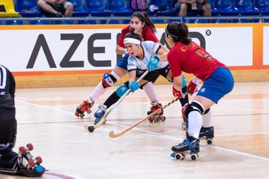 Resultado de imagen para argentina hockey patín
