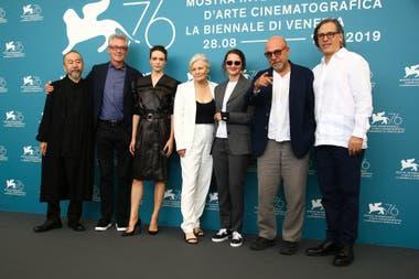 La realizadora salteña Lucrecia Martel preside este año el jurado del Festival de Cine de Venecia