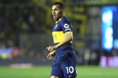 """""""Alfaro es un gran estratega"""", elogió Tevez al director técnico de Boca."""