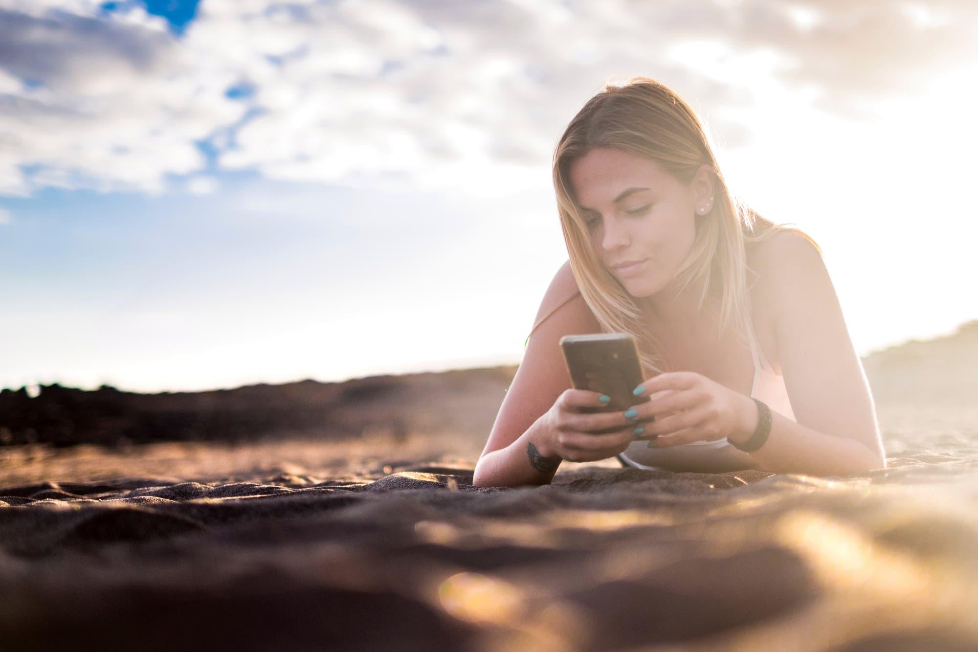 Estas vacaciones probá a desconectarte del celular, pero no esperes que te cambie la vida