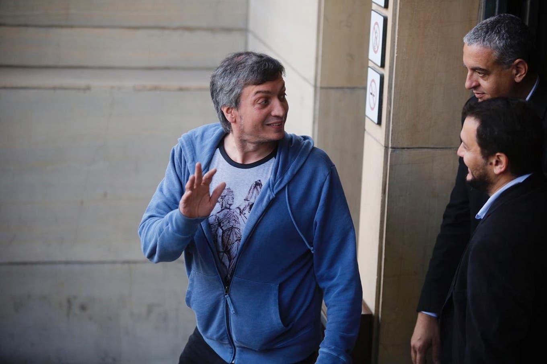 La jueza Servini sobreseyó a Máximo Kirchner, De Pedro y Larroque en una causa derivada de los cuadernos
