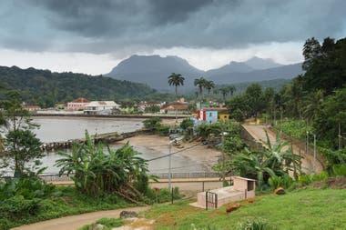 La OMS asegura que Santo Tomé y Príncipe, un archipiélago ubicado en el océano Atlántico, no presenta casos porque tampoco tiene con qué detectarlos