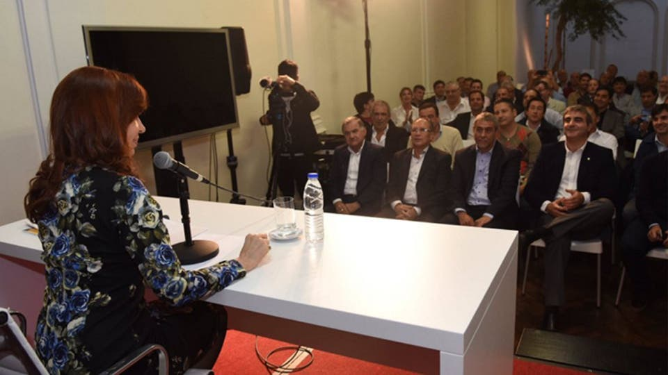 Coronavirus: el Instituto Patria de Cristina Kirchner se expande con cursos online e inauguraciones virtuales
