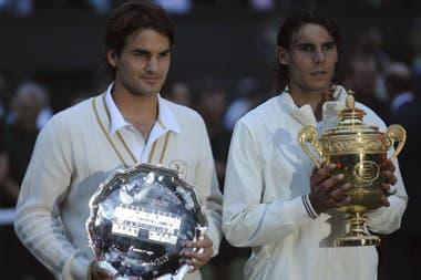 Especialistas de distintas generaciones afirman que la mejor final de Grand Slam de la historia fue en Wimbledon 2008, cuando Nadal batió a Federer.