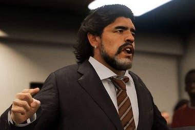 Tras sellar un acuerdo con Konami por el uso de su imagen, la edición PES 2020 cuenta con la presencia de Maradona como jugador leyenda y también aparece en su rol de entrenador