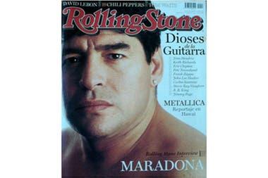 La tapa número 14 de la Rolling Stone
