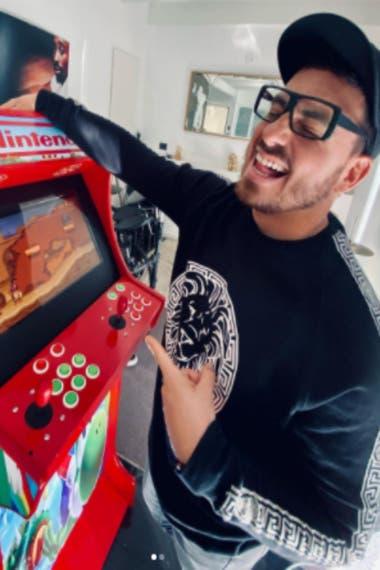 Toque vintage: Bal tiene su propio arcade