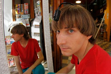 Neil Harbisson