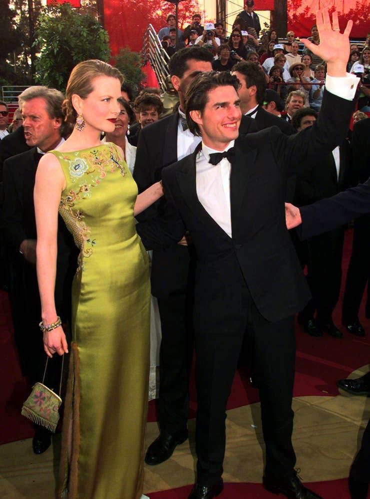 Nicole Kidman le devolvió el glamour a la alfombra roja de los Oscar cuando, en 1997, eligió un diseño de Christian Dior, la casa de alta costura que había incorporado al excéntrico John Galliano