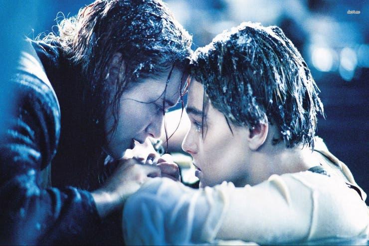 Kate Winslet y Leonardo DiCaprio tuvieron que enfrentar un duro rodaje