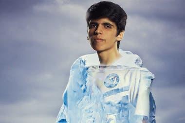 Villalba se ganó el apodo de Iceman en el circuito de torneos del FIFA 18 por su frialdad a la hora de definir las partidas