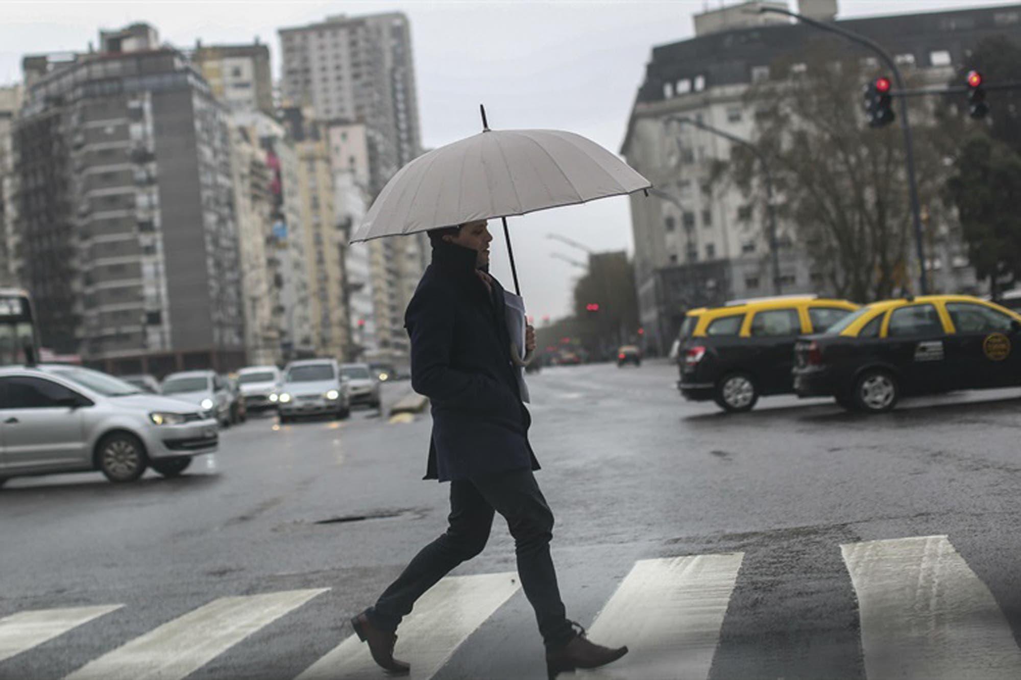 Pronóstico: ¿cuándo mejorará el tiempo en la ciudad y alrededores?