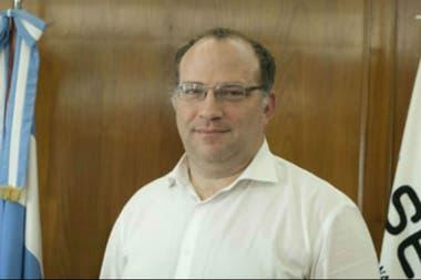 Ricardo Negri, presidente del Senasa