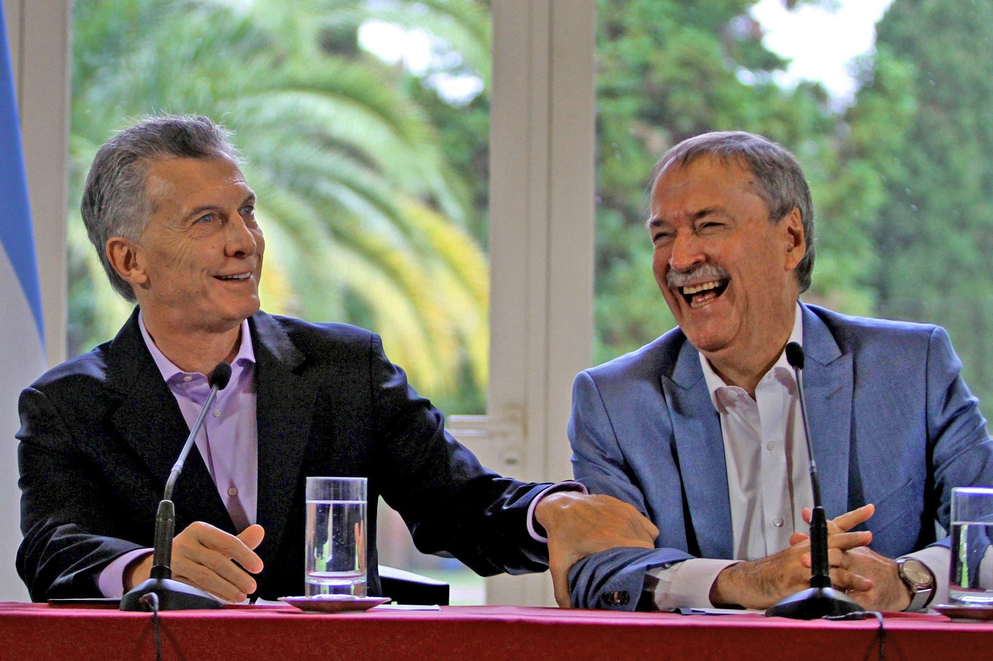 """Marca """"Pirulo"""": la inesperada anécdota que hizo reír a Mauricio Macri"""
