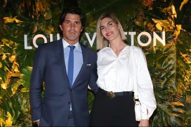 De Hollywood directo a Buenos Aires, Nacho Figuieras y Delfina Blaquier