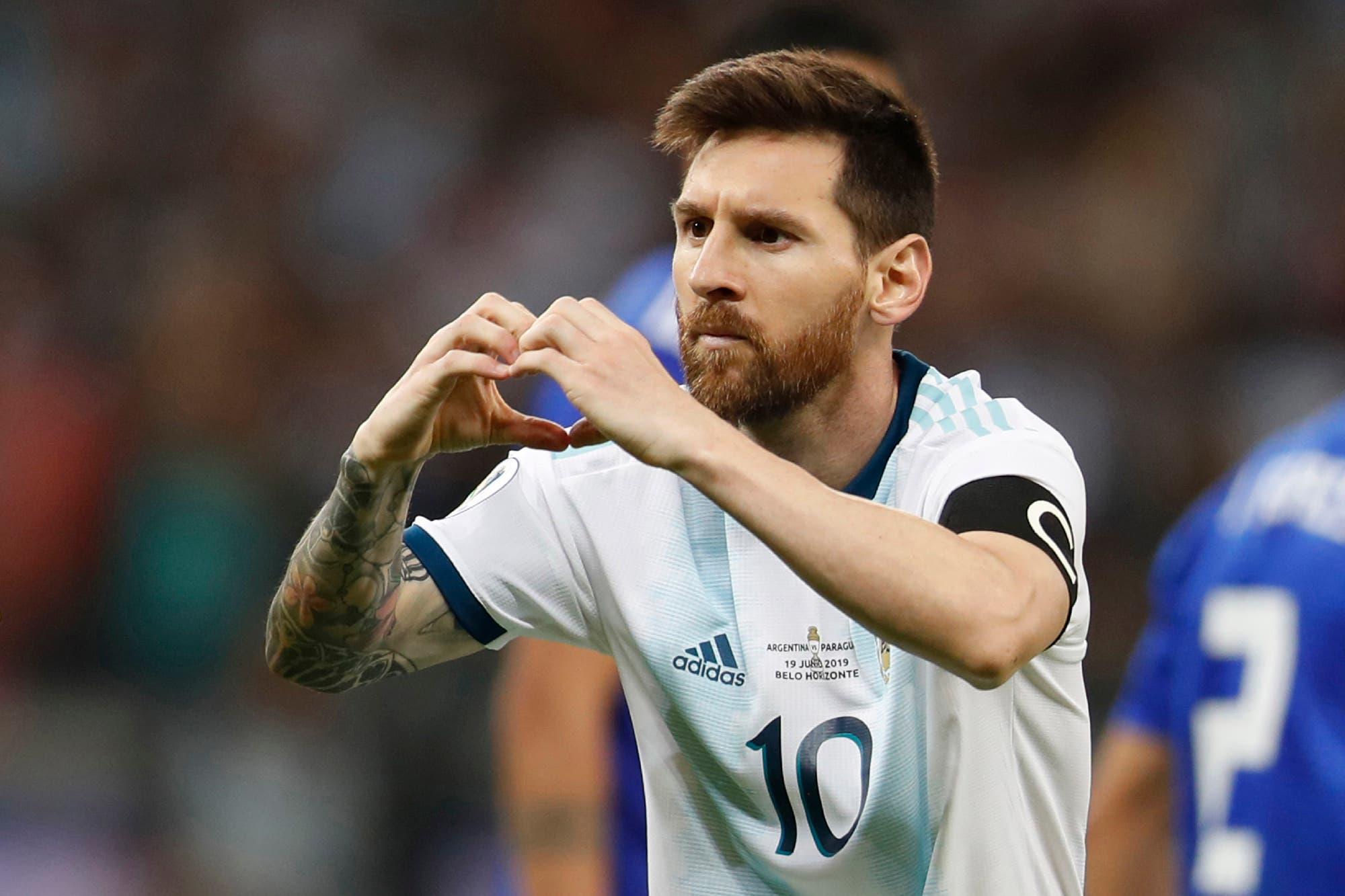 La millonaria donación de Lionel Messi a Unicef