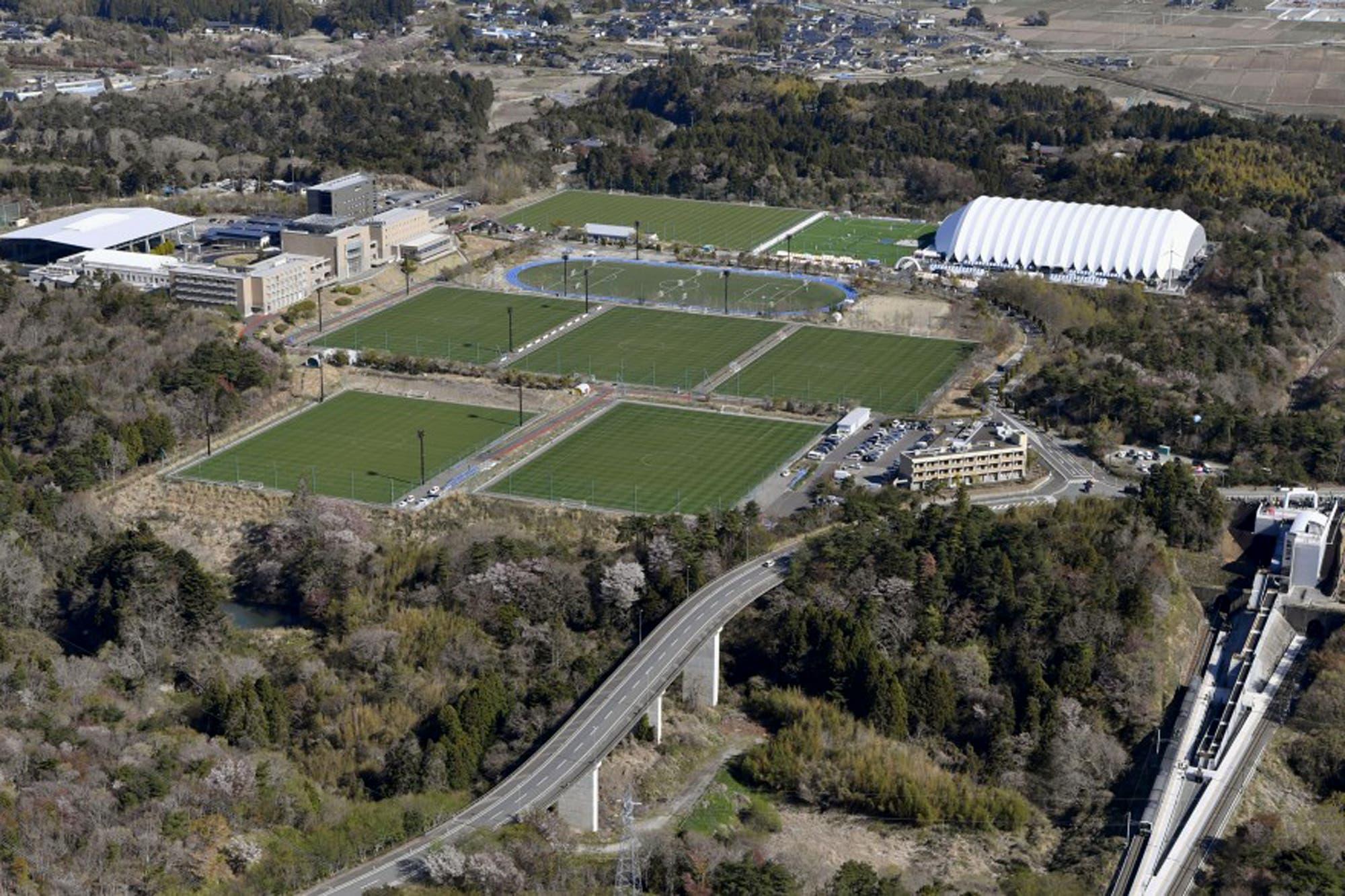 Mundial de rugby. Cómo es el búnker para la concentración de Los Pumas en Japón