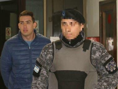 Andrés Di Césare, condenado por el crimen de Julieta González. Para la Justicia no se trató de un femicidio. Foto: gentileza El Sol