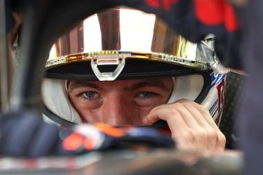 Max Verstappen (Red Bull-Honda) logró un tiempo de 1m40s259 (22 vueltas)